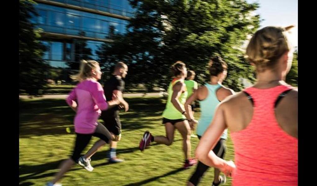 Gym image-original bootcamp - Haus der Kulturen