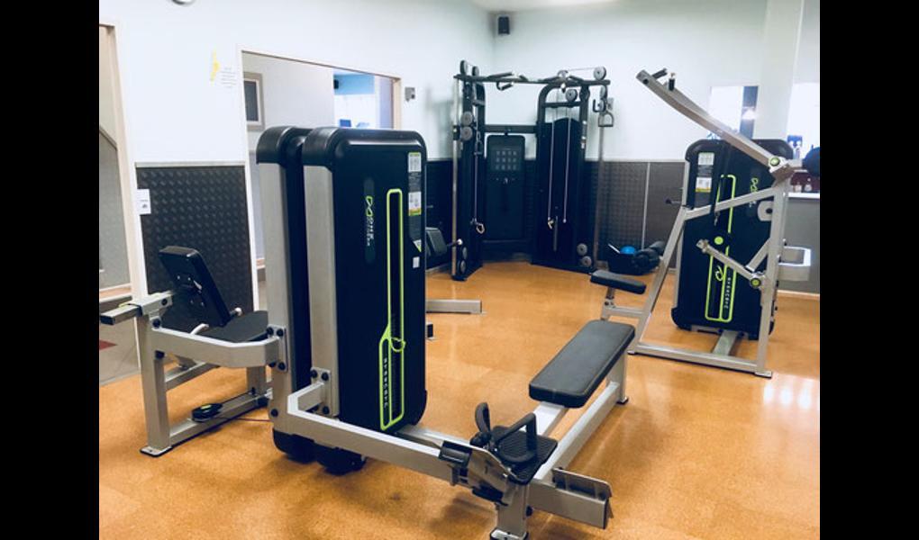 Studio Foto-Fitnesscenter