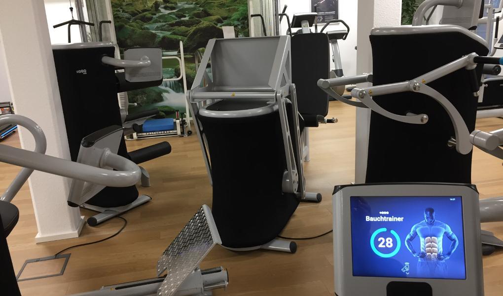 Gym image-Medizinische Trainings Therapie Marcel Hagel