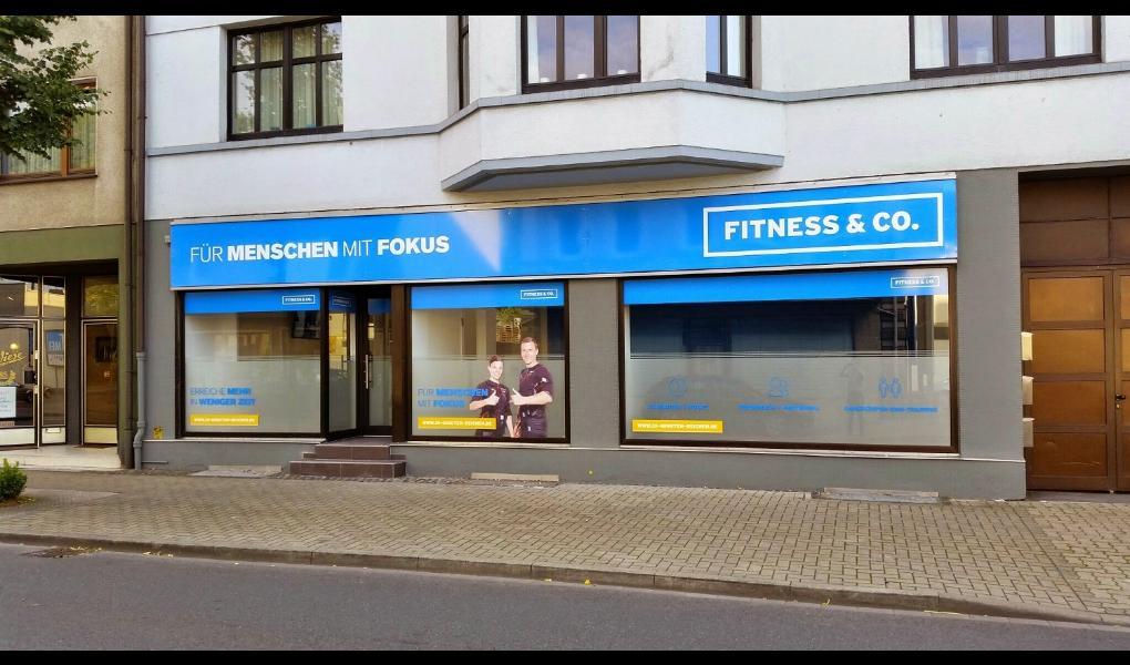 Gym image-Fitness & Co. Neheim