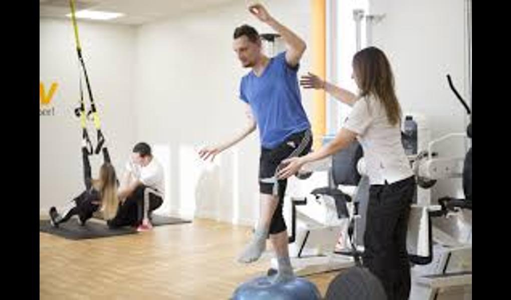Gym image-Exaktaktiv