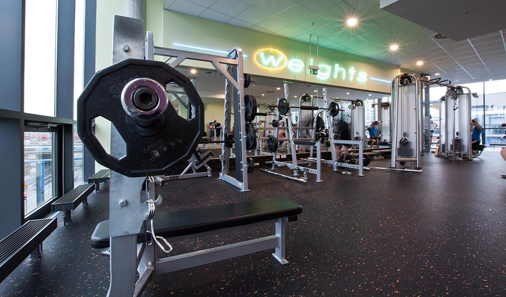 Gym image-Fitness First