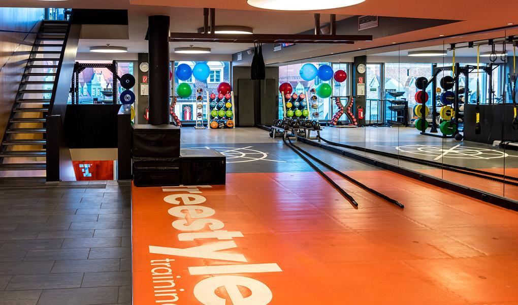 Gym image-Fitness First - Am Marienplatz