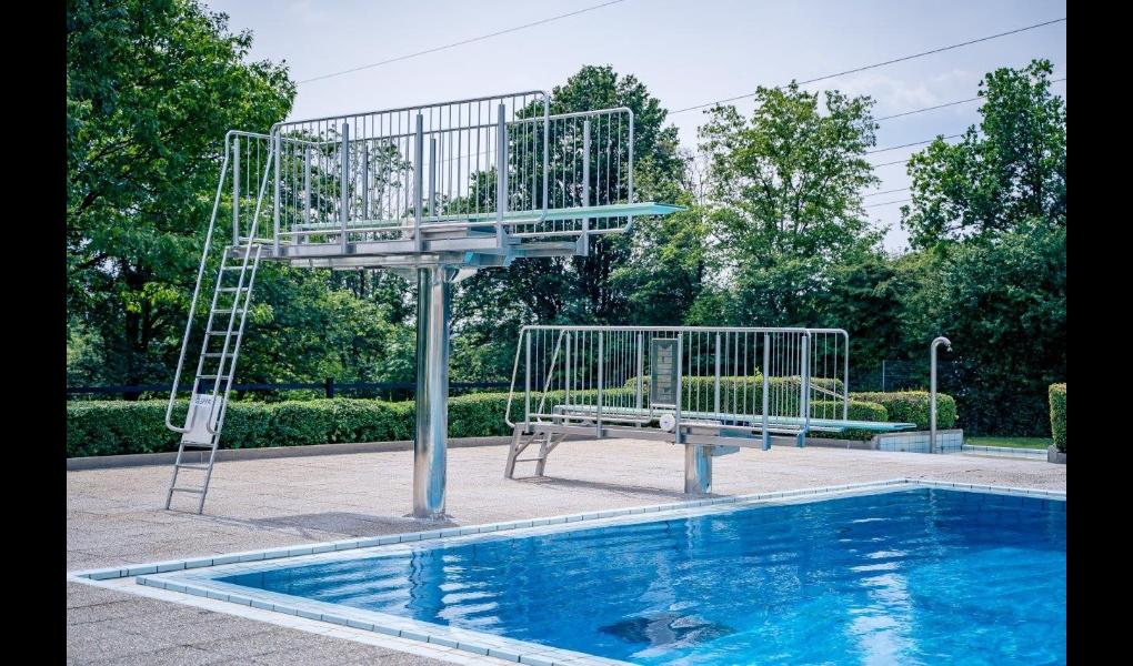 Gym image-Freibad Kallebad