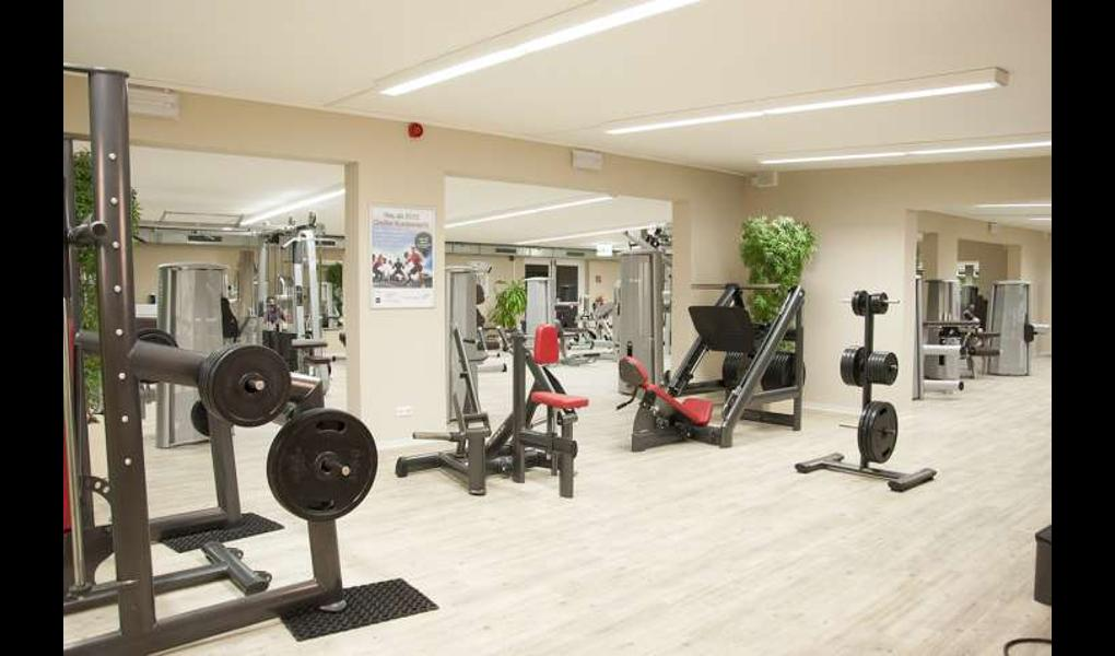 Gym image-Fitnessfabrik