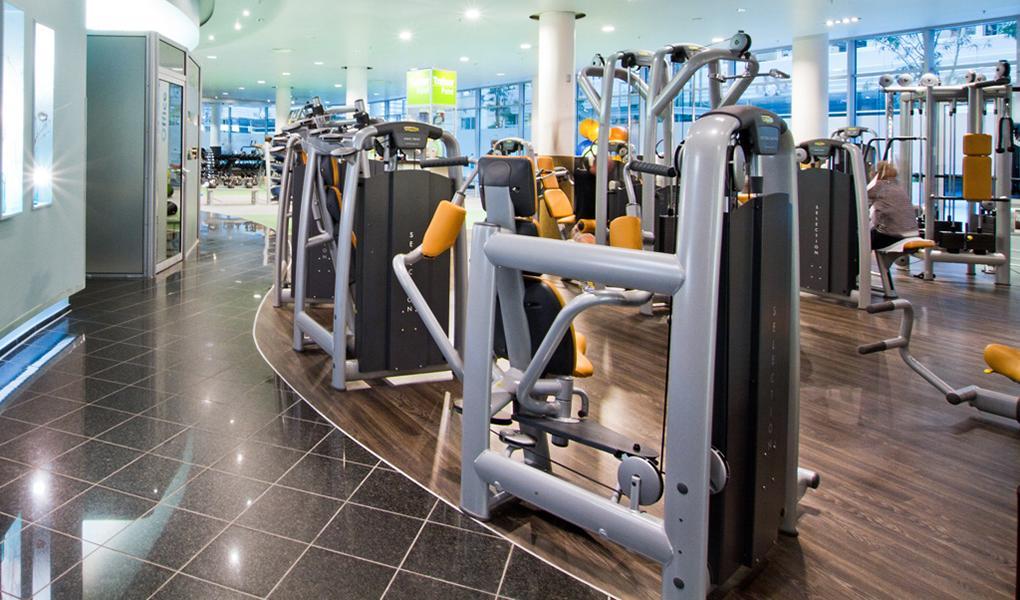 Studio Foto-Fitness First Westend