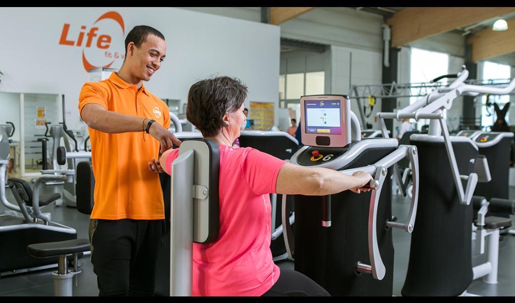 Gym image-Life - fit & vital