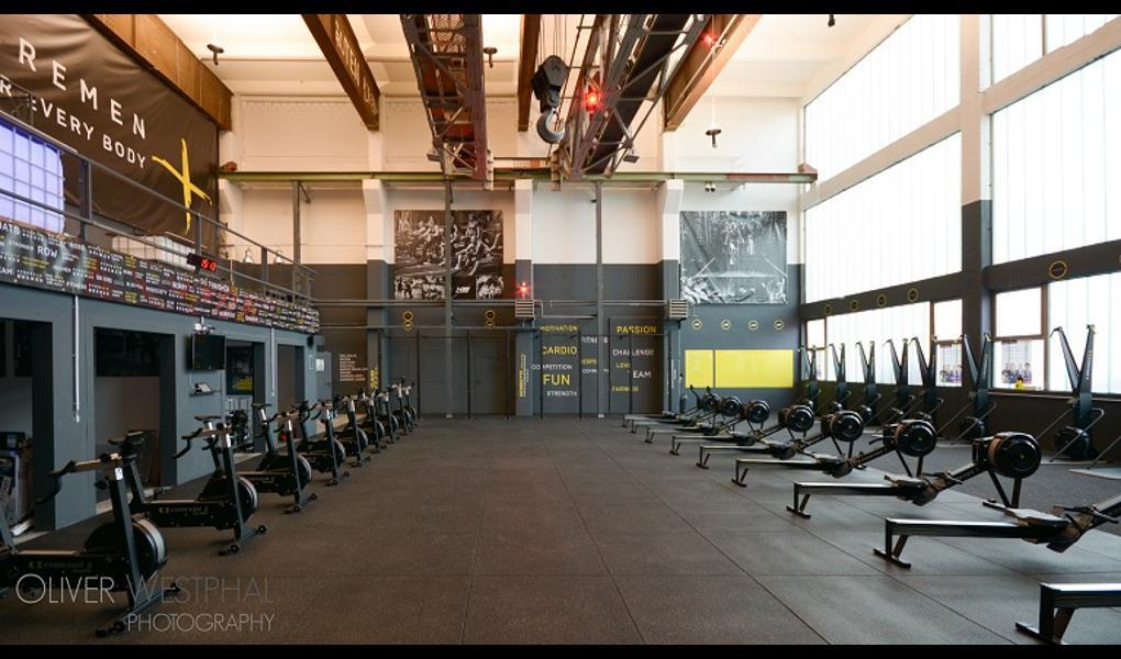 Gym image-HYROX GYM