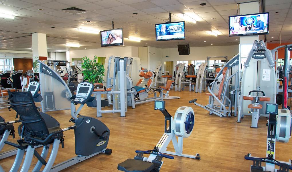 Gym image-LifeStyle Fitness