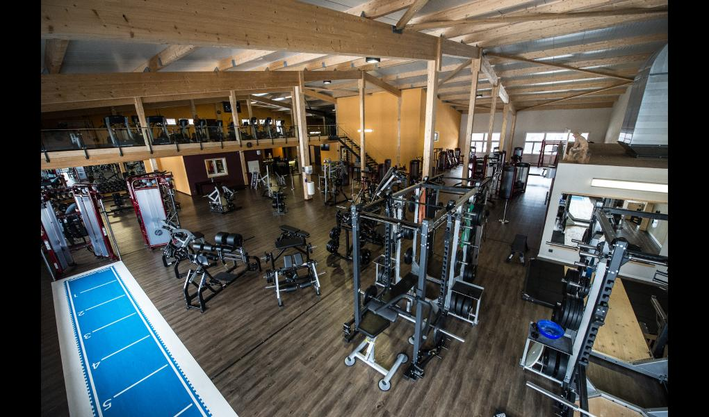 Gym image-S4 Fitness Athletic Health Wilderswil
