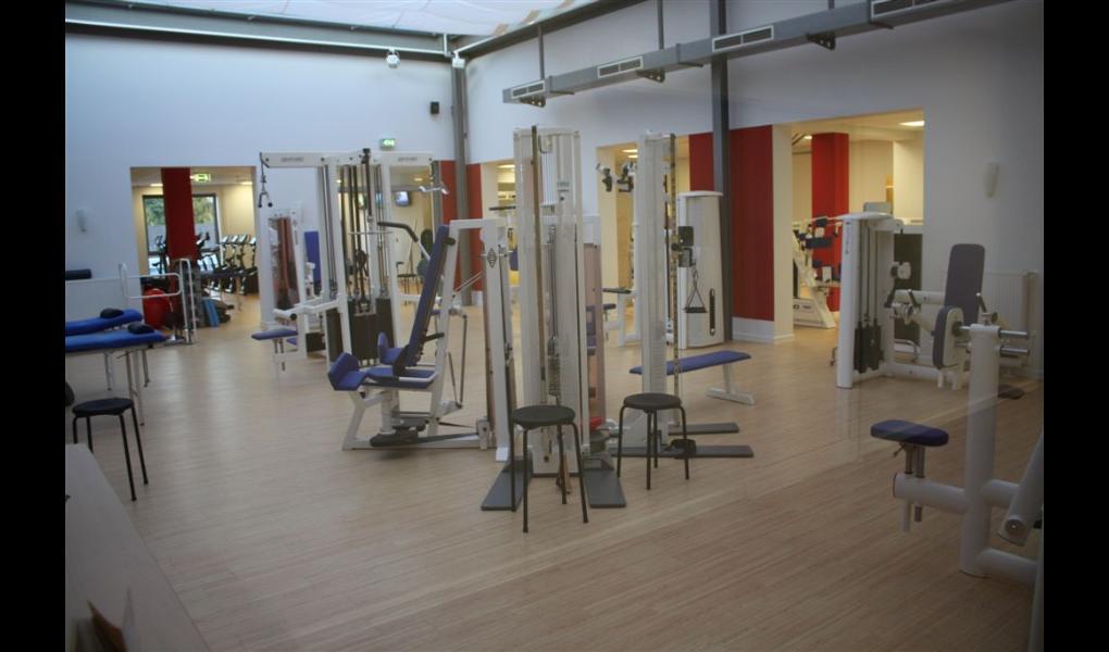 Gym image-Reha Studio