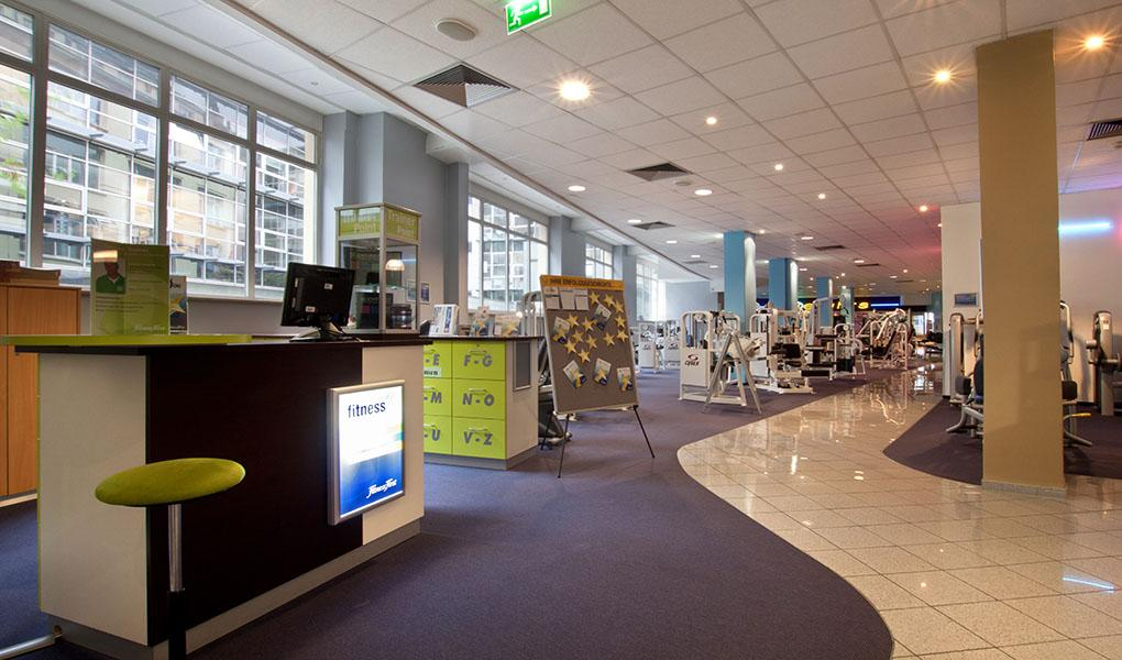 Studio Foto-Fitness First Rödingsmarkt