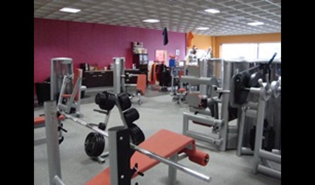 Studio Foto-fitness-workout-factory