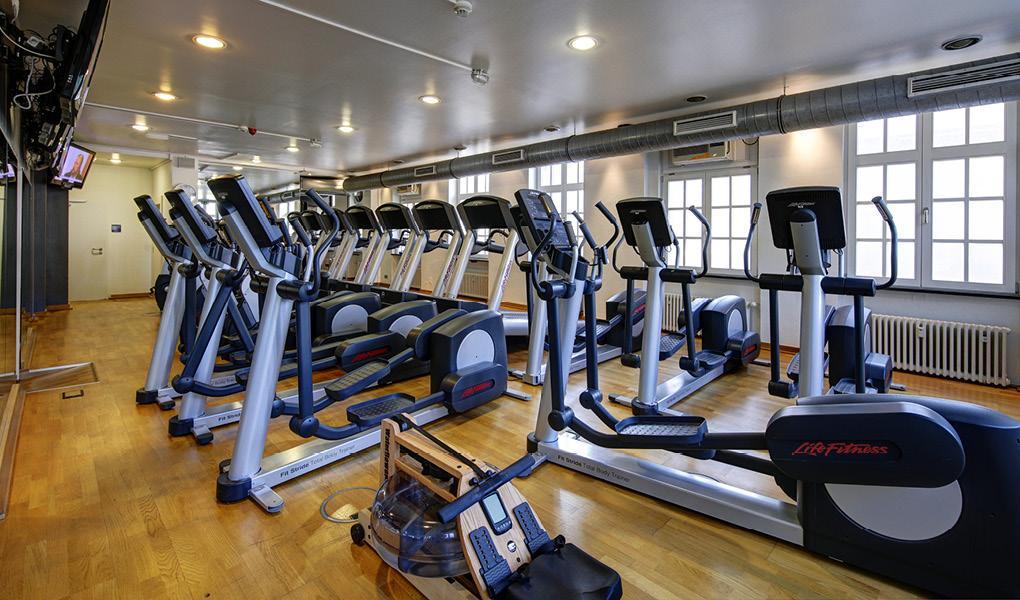 Gym image-Fitness First Ladies - Sachsenhausen