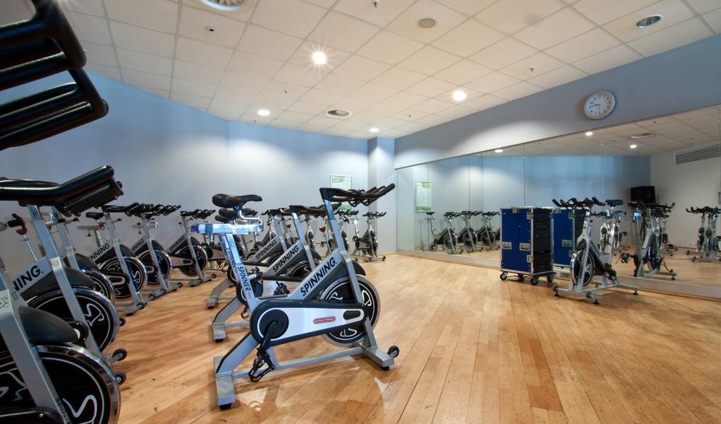 Studio Foto-Fitness First Wilmersdorf