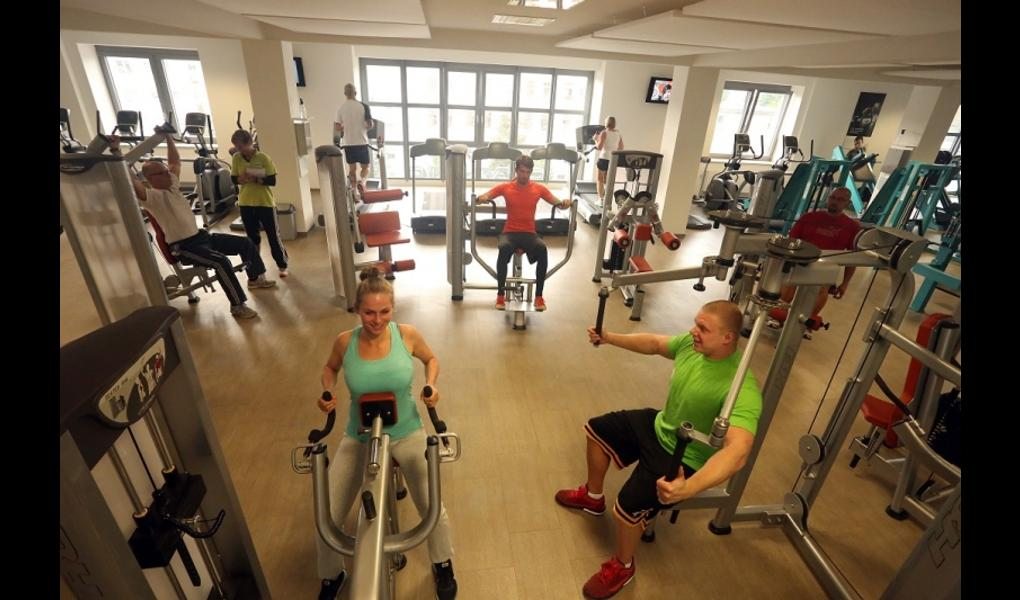 Gym image-Skyline Sportsclub