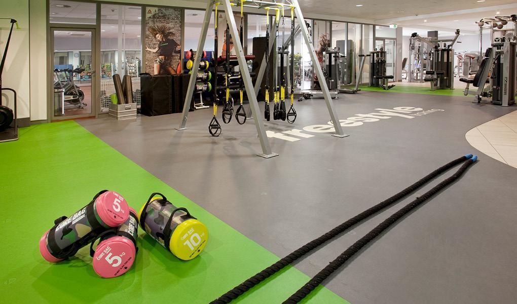 Gym image-Fitness First Berlin Ladies - Friedrichshain