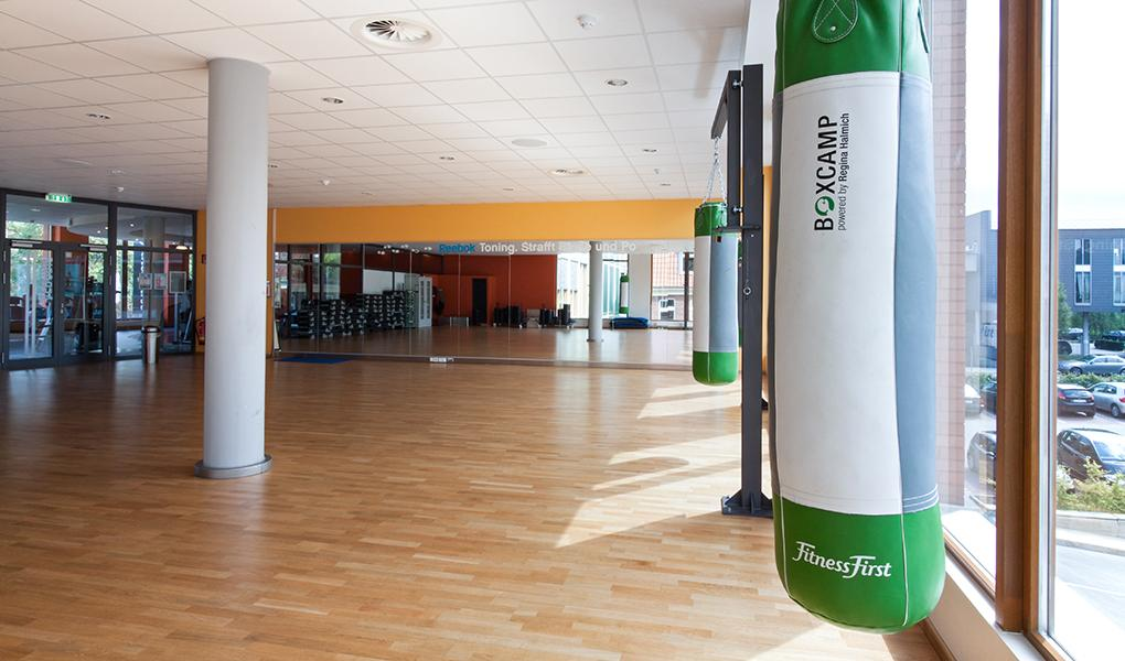 Studio Foto-Fitness First Germania-Campus