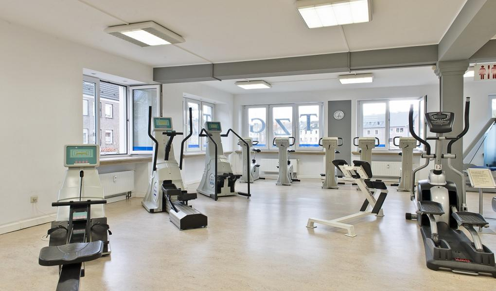 Gym image-Rehazentrum