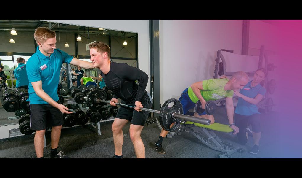 Studio Foto-marea Fitness