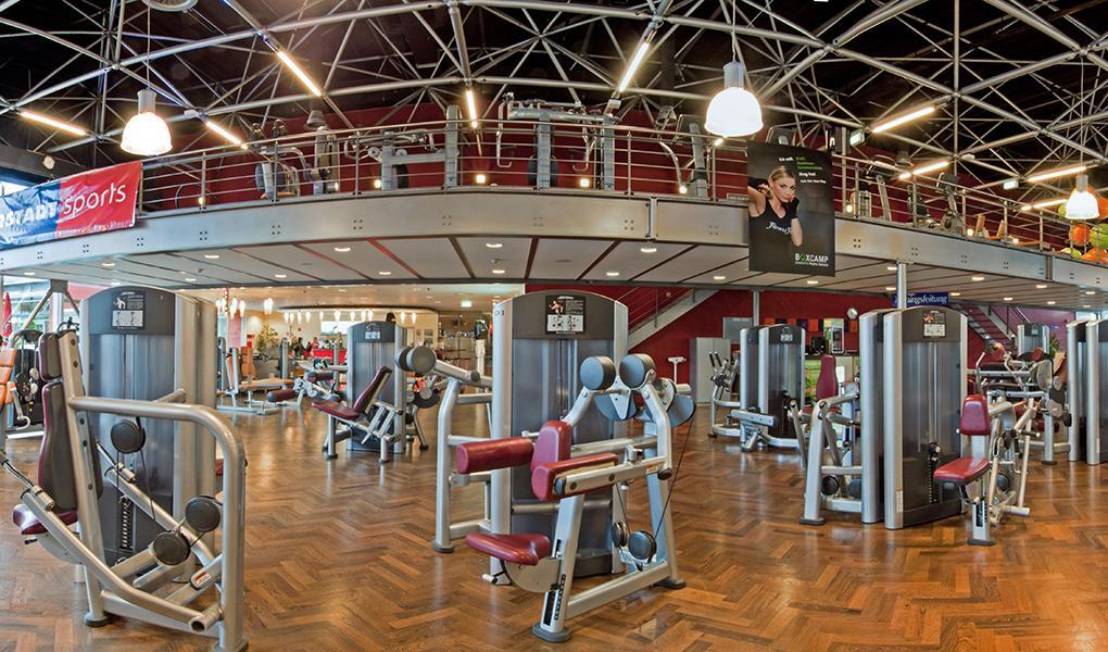 Studio Foto-Fitness First