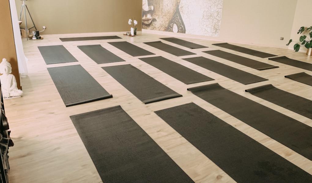 Gym image-YOGASTUDIO kerstin & bine - INhouse & ONline & OUTdoor
