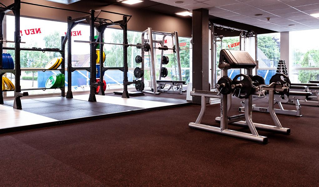 Gym image-Fitness First - Niendorf