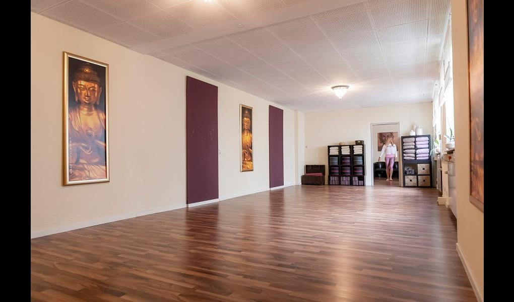 Studio Foto-Yamadi Yoga Zentrum Ludwigsburg