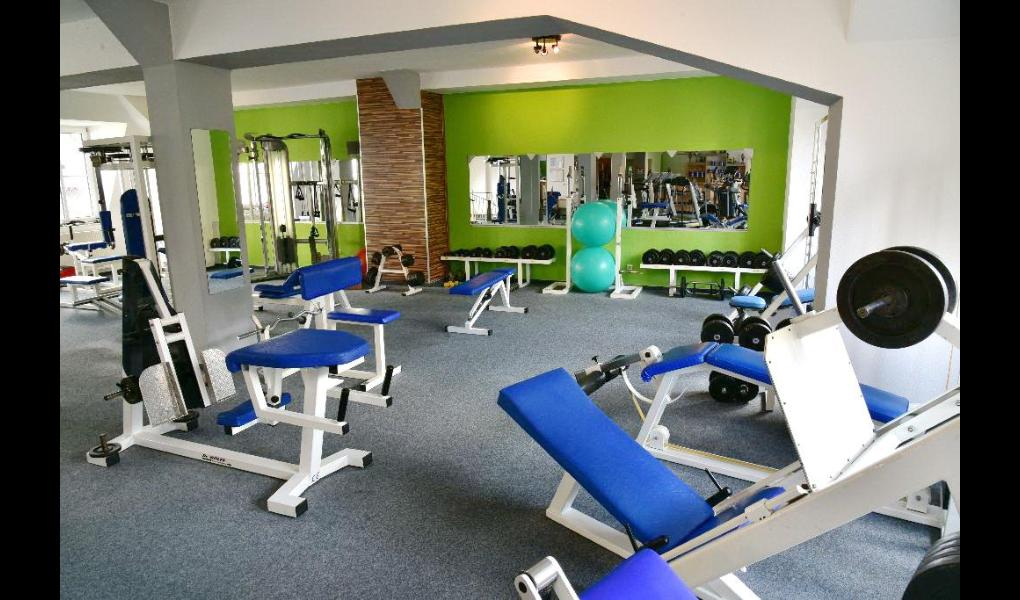 Studio Foto-Fitnessclub Linie Vital