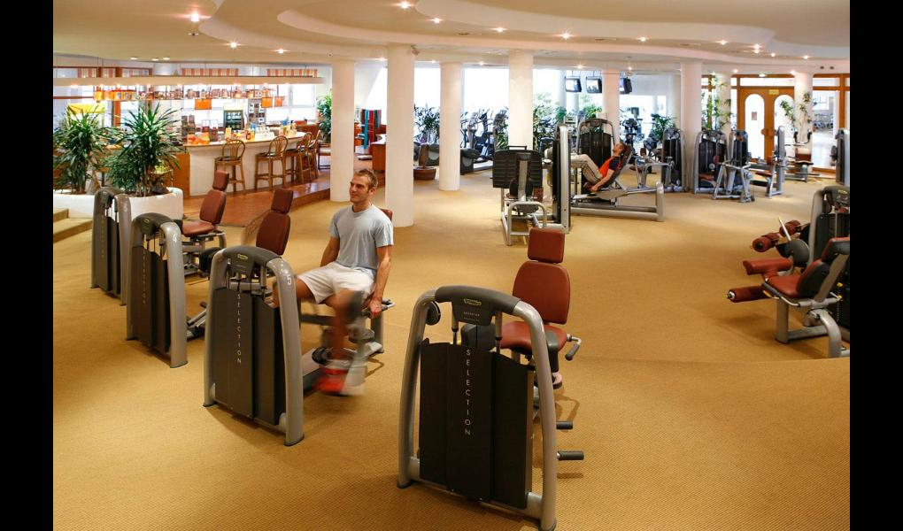 Gym image-Meridian Spa & Fitness Am Michel
