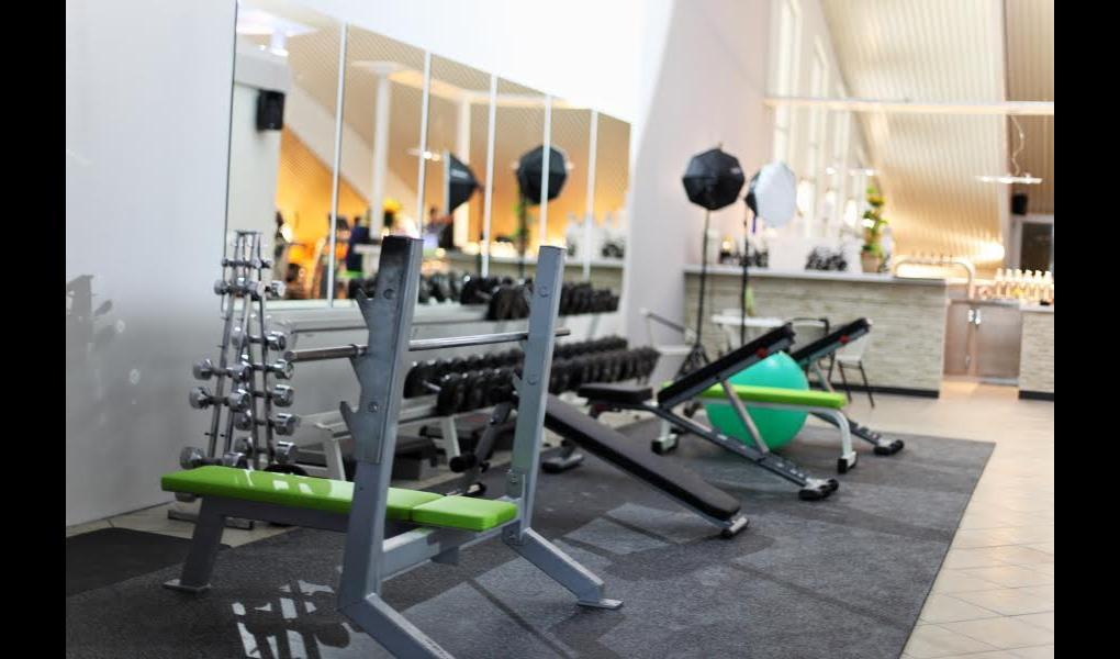 Gym image-Daume + Dom Sportanlagen