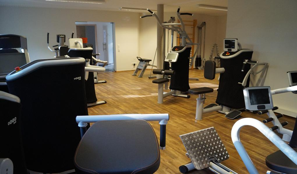 Gym image-physiOlogisch Med. Fitness