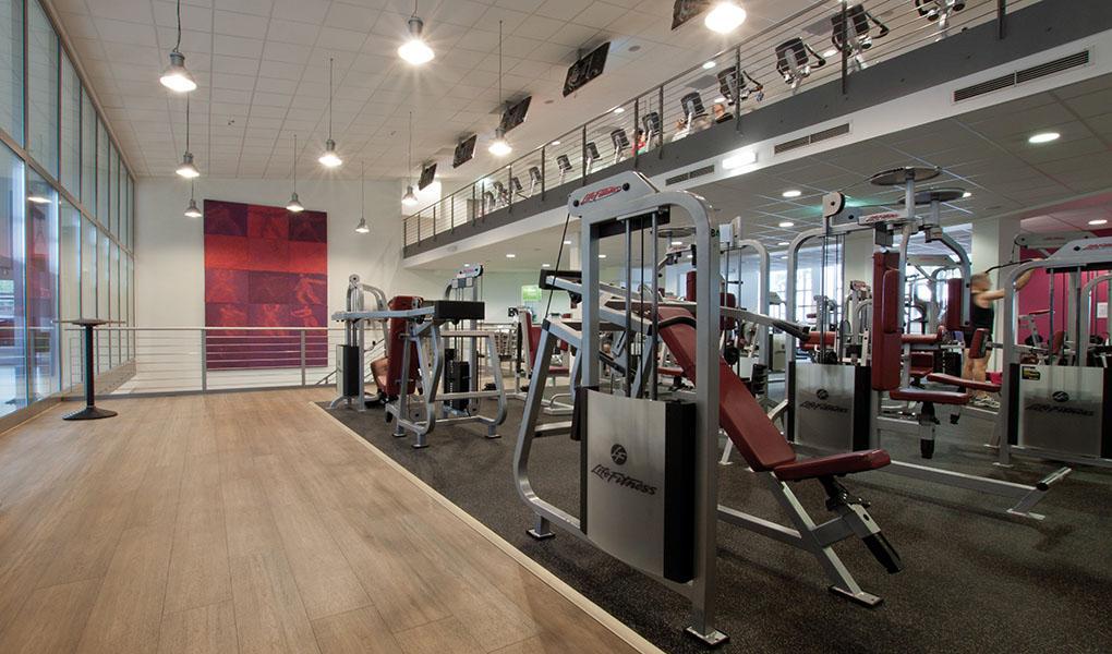 Studio Foto-Fitness First Sülz