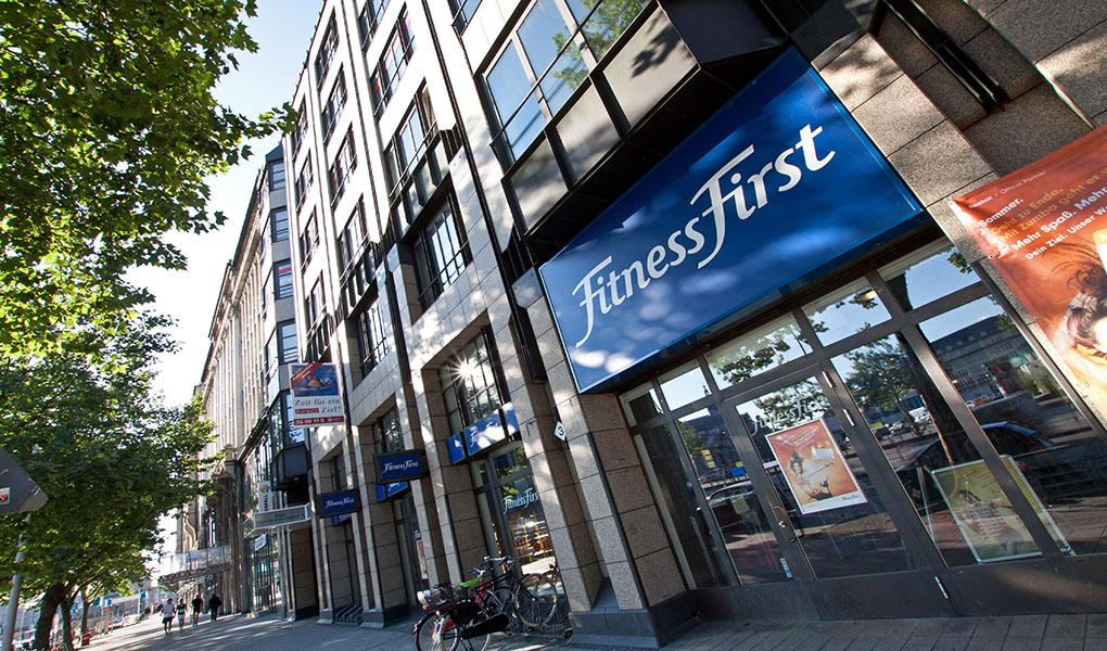 Gym image-Fitness First St Georg