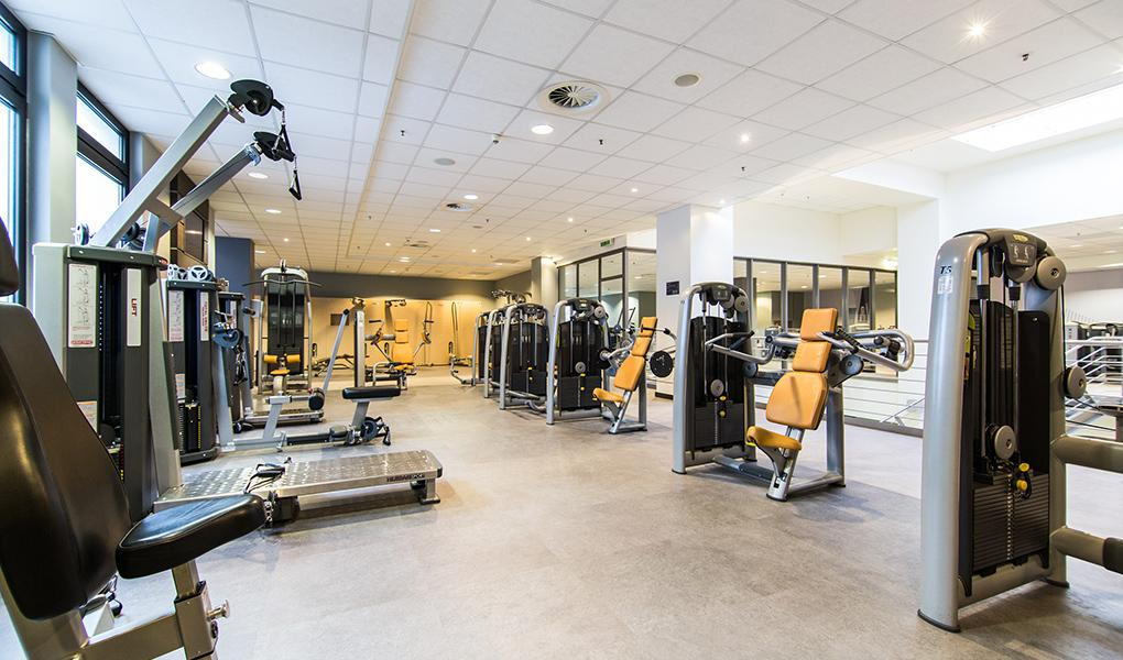 Studio Foto-Fitness First Schadow-Arkaden