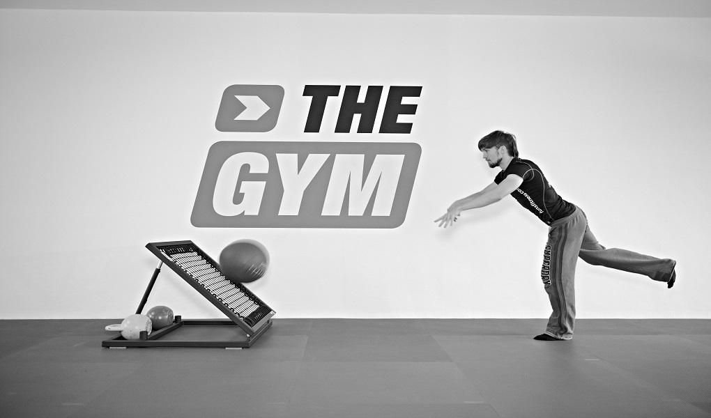 Studio Foto-THE GYM