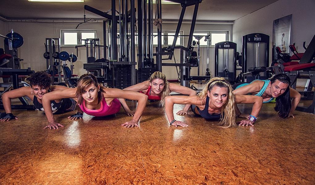 Gym image-Body Power
