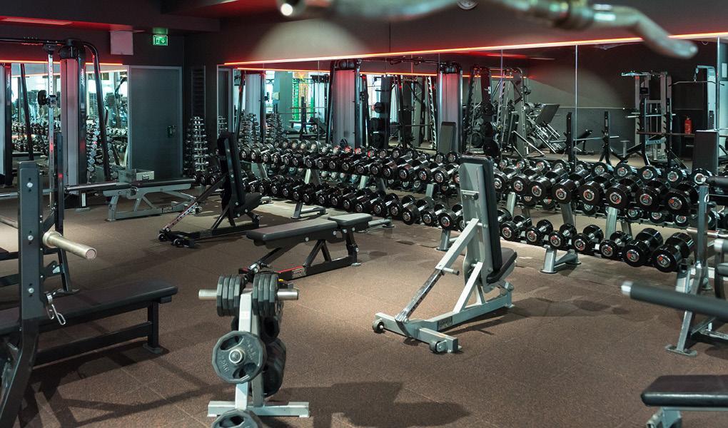 Gym image-Fitness First - Schwabing