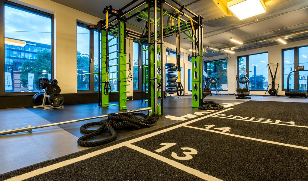 Gym image-Fitness First - Im Lighthouse