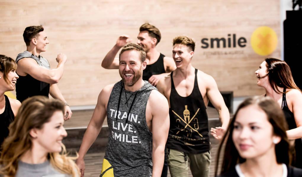 Gym image-smile X