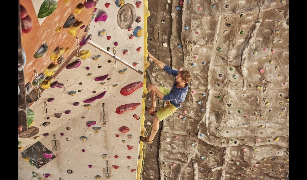 Gym image-DAV Kletter und Boulderhalle