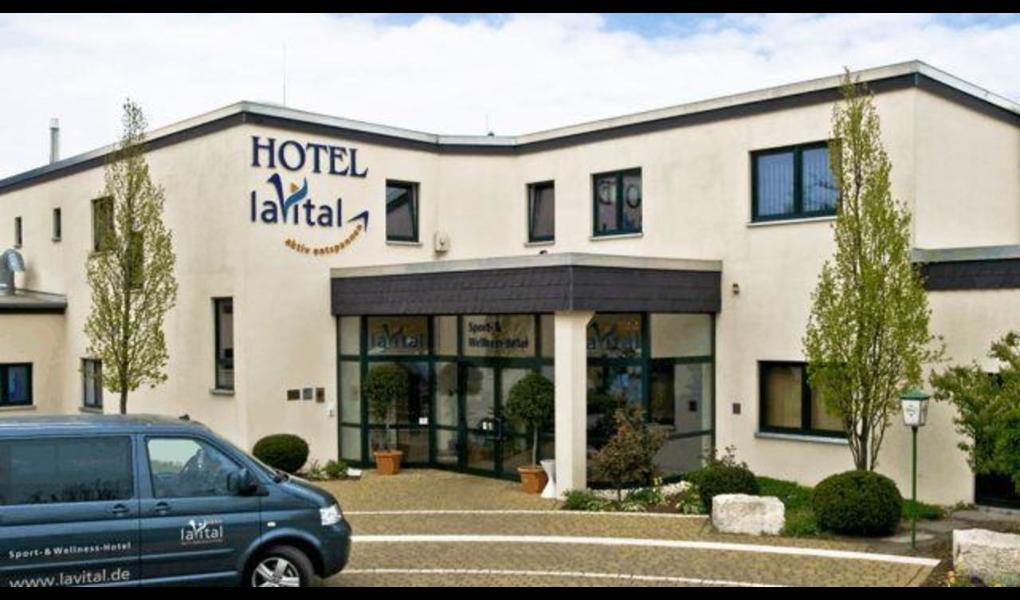 Gym image-laVital - Sport- & Wellness-Hotel