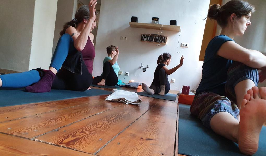 Gym image-Mitra Yoga Berlin