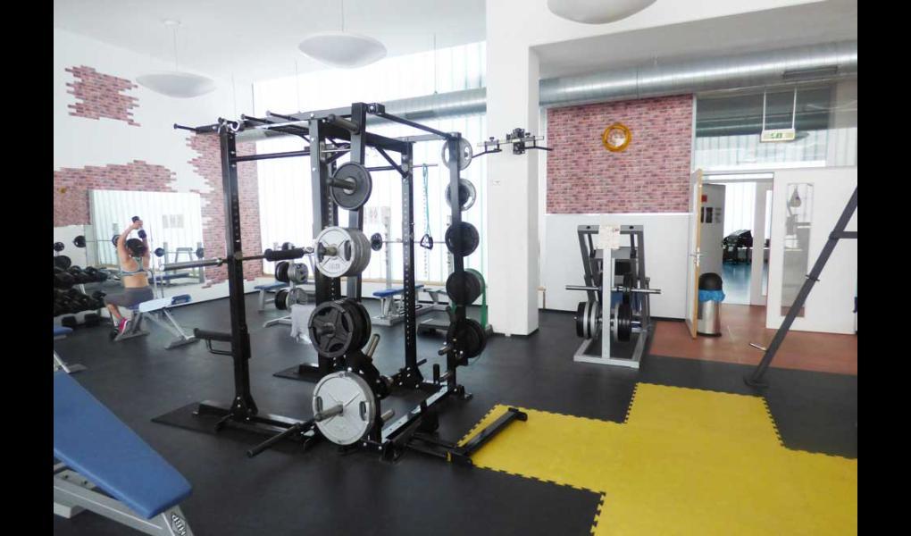 Studio Foto-fitnesspoint