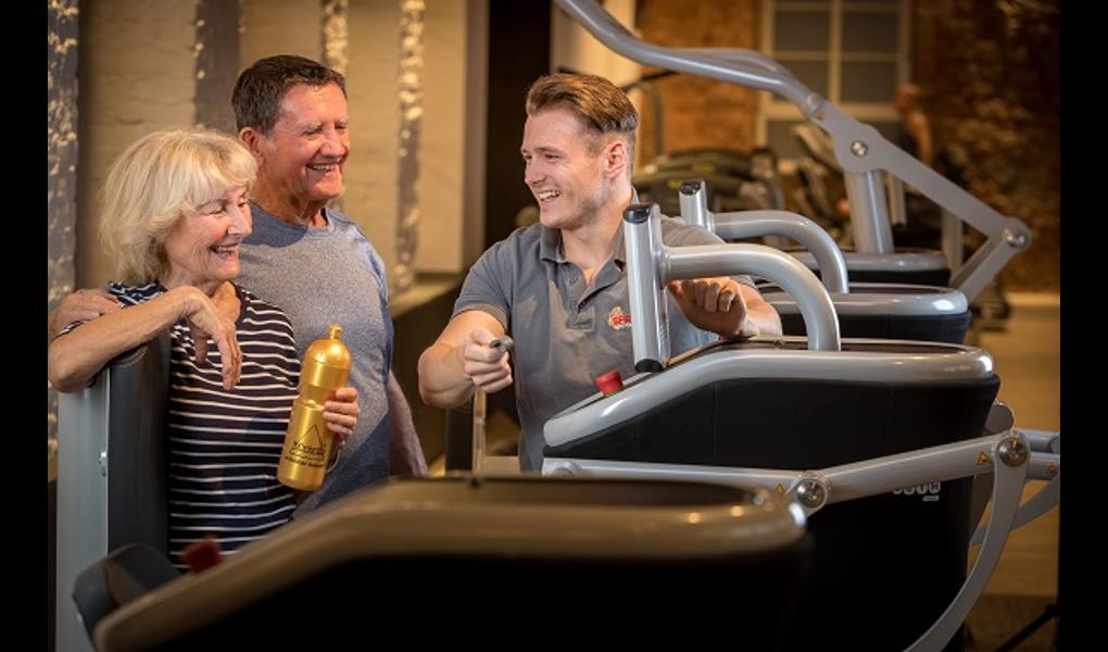 Gym image-Springer Gesundheitszentrum Rodalben