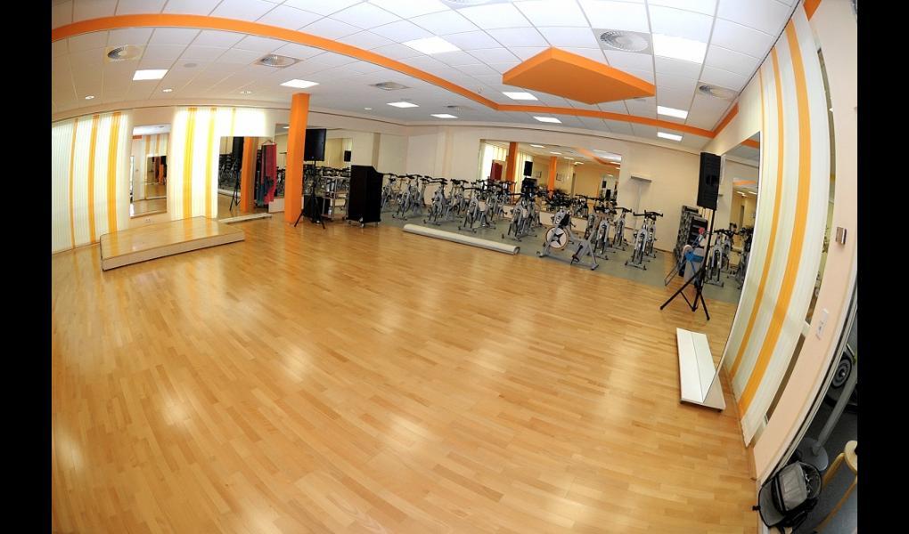 Gym image-Saluto Halle