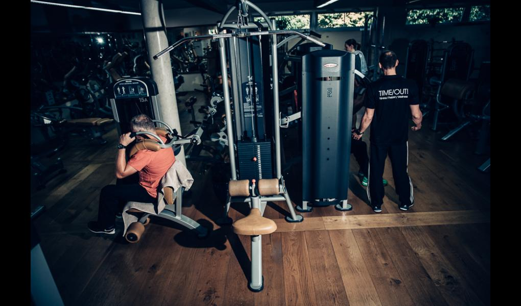 Gym image-TIME/OUT! Fitness / Freizeit / Wellness