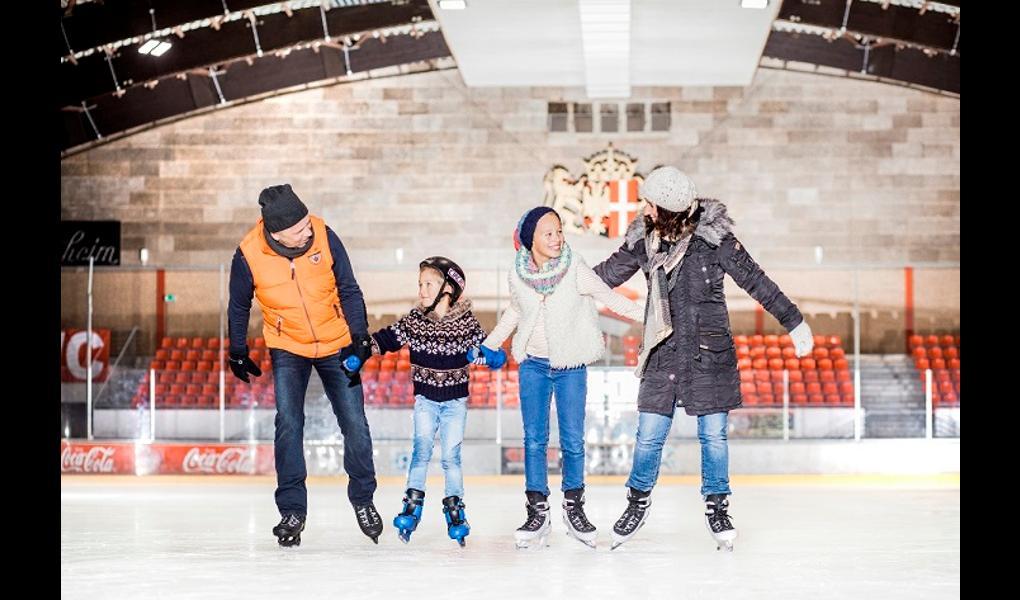 Studio Foto-Eissporthalle