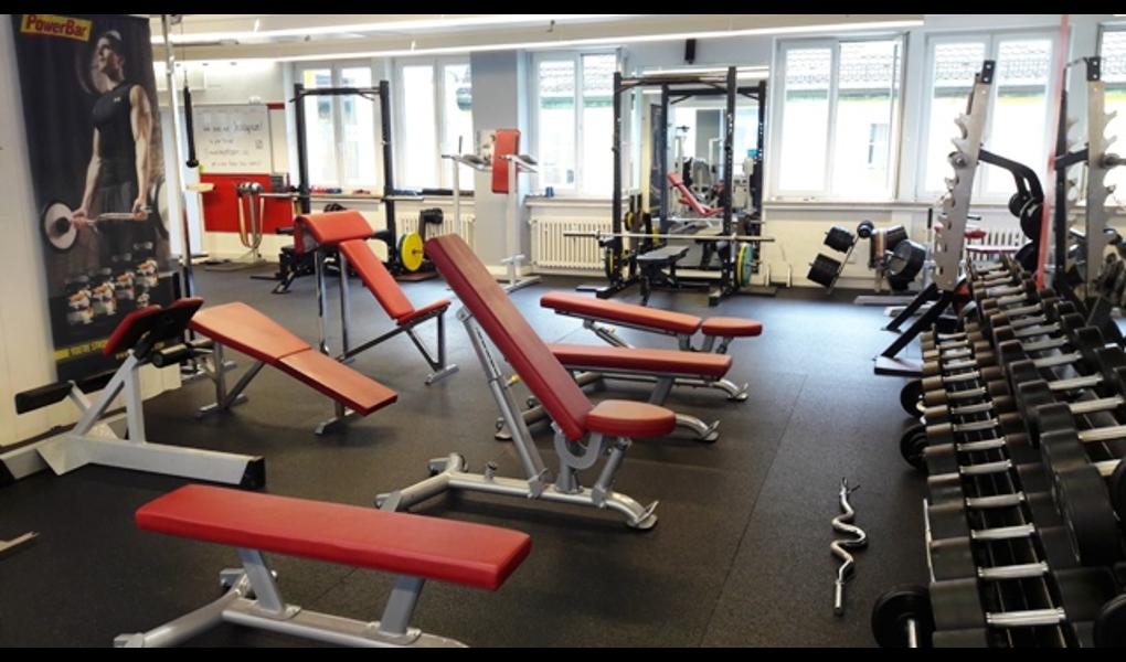 Gym image-Munich Health Sports Club