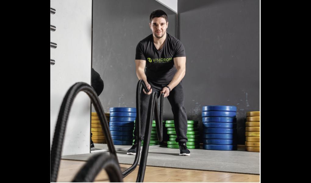 Gym image-Vitadrom Sport- und Fitnessanlagen